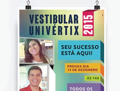 Univértix Vestibular – 2015